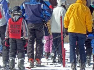 Blinder Skifahrer, (c) Bigstockphoto