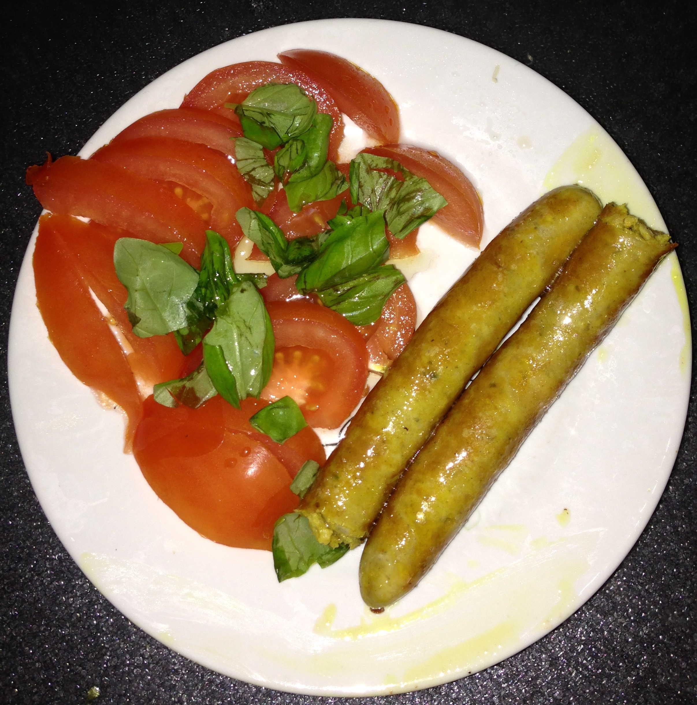Curry-Bratwurst, laktose- und glutenfrei, Metzgerei Arnold, Bad Zurzach