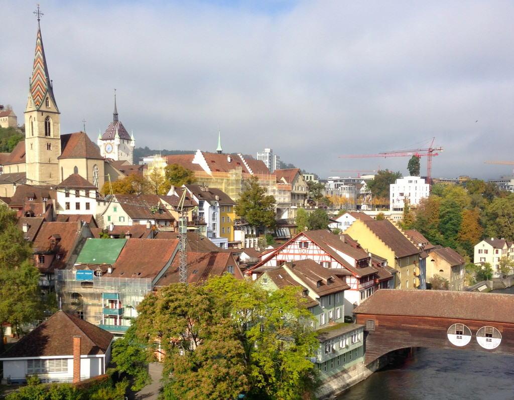 Herbst in Baden