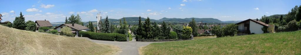 Panorama Waldrandweg
