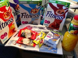 #NestleFitnessCH-Testpaket
