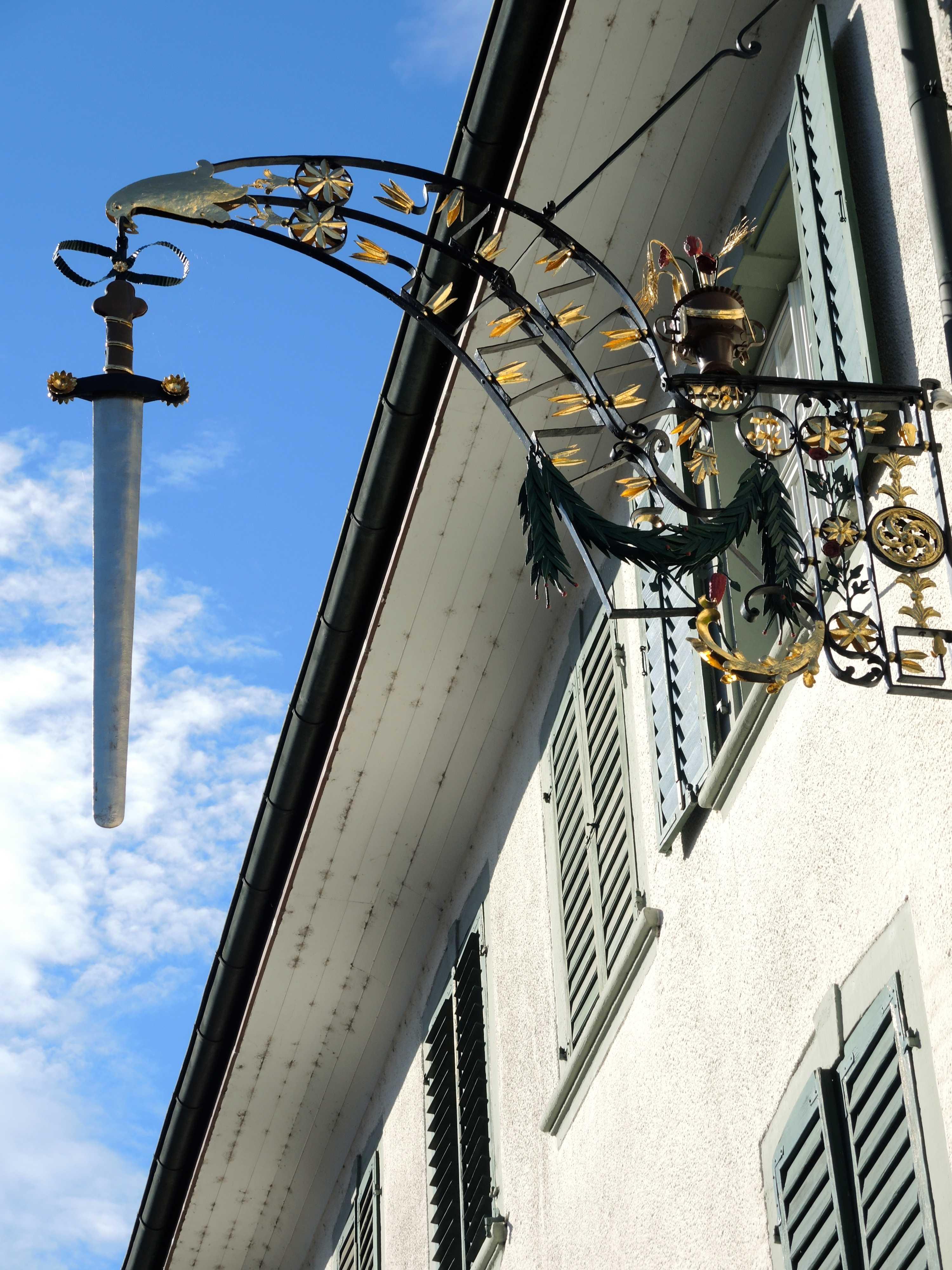 Restaurant Schwert, Bad Zurzach