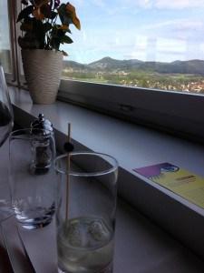 Vorprogramm Verenaspiel im Panoramarestaurant