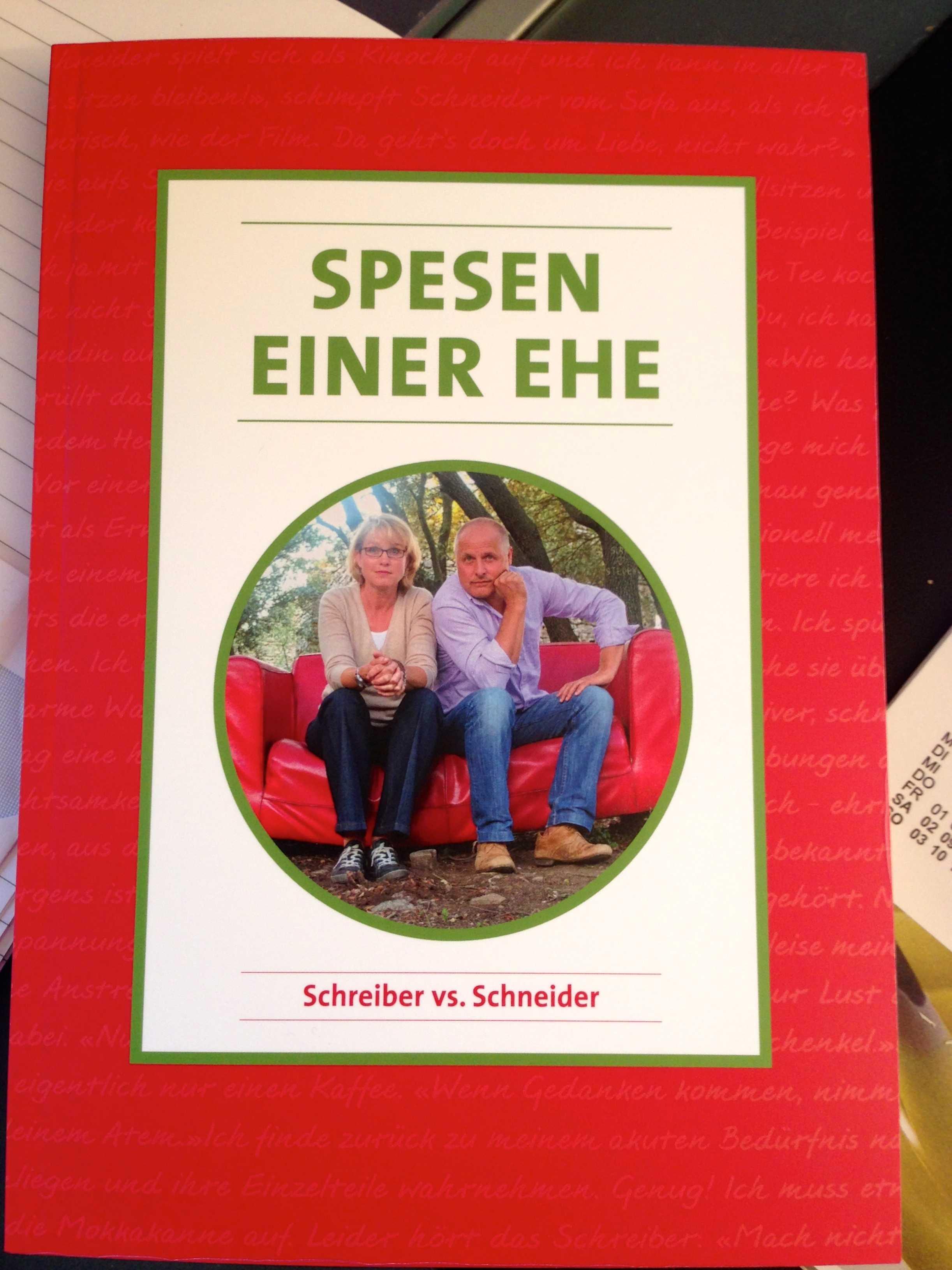 Spesen einer Ehe – Schreiber vs. Schneider