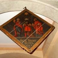 Schild Drei Könige