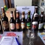 Erstes Ziel: Dunkle Biere