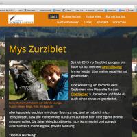 Mys Zurzibiet – neuer Blog der Schreib-Lounge