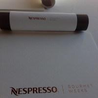 NespressoGourmet Weeks