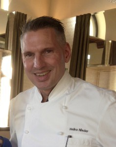 """Heiko Nieder, Chef Fine Dining """"The Restaurant"""""""
