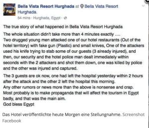 Stellungnahme Bella Vista