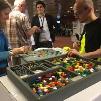 3D-Prototyp an der Lift16